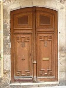skylt dörrar